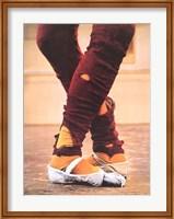 Leg Warmers Fine Art Print