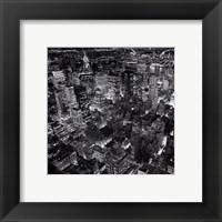 New York by Night Fine Art Print