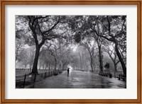 Poet's Walk, New York City Fine Art Print