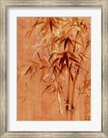 Bamboo Leaves II Fine Art Print