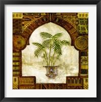 Tropical Palm I Fine Art Print