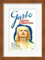 Queen Christina Wall Poster