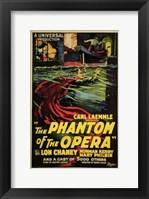 The Phantom of the Opera Carl Kaemmle Fine Art Print