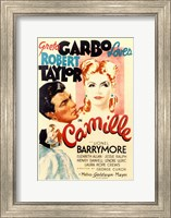 Camille Greta Garbo Loves Robert Taylor Wall Poster