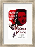 Mildred Pierce Wall Poster
