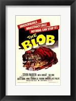 The Blob - vintage Fine Art Print