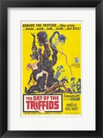 The Day of the Triffids Fine Art Print