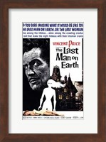 The Last Man on Earth Wall Poster