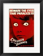 Children of the Damned MGM Wall Poster