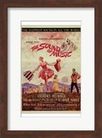 The Sound of Music Dancing Fine Art Print