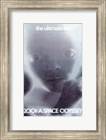 2001: a Space Odyssey Fetus Wall Poster