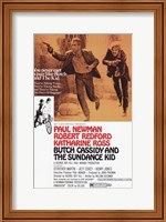 Butch Cassidy and the Sundance Kid Fine Art Print