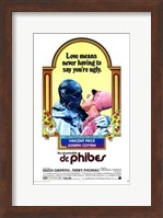The Abominable Dr Phibes Wall Poster