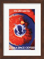 2001: a Space Odyssey the ultimate trip Wall Poster