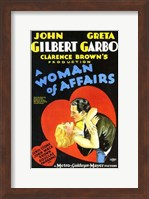 Woman of Affairs Wall Poster