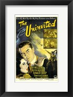 The Uninvited Wall Poster