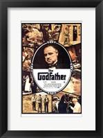 The Godfather Scenes Fine Art Print