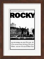 Rocky Black and White Fine Art Print
