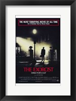 The Exorcist Red Wall Poster