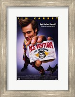 Ace Ventura: Pet Detective Wall Poster
