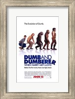 Dumb and Dumberer: When Harry Met Lloyd Wall Poster