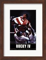 Rocky IV Fine Art Print