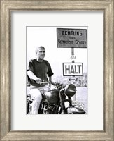 The Great Escape Halt Fine Art Print