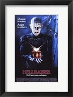 Hellraiser Wall Poster