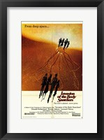 Invasion of the Body Snatchers From Depp Sapce... Wall Poster