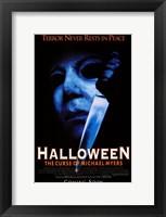 Halloween 6: the Curse of Michael Myers Fine Art Print
