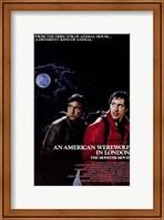 American Werewolf in London Fine Art Print