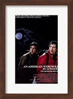 American Werewolf in London Fine Art Print