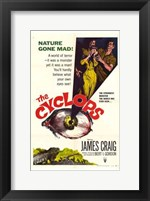 The Cyclops Wall Poster