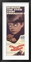 Children of the Damned Wall Poster