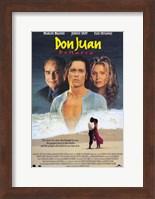 Don Juan De Marco Johnny Depp Wall Poster