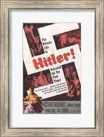 Hitler Wall Poster