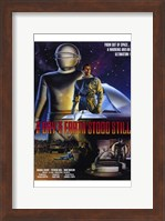 The Day the Earth Stood Still Scenes Fine Art Print