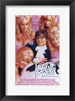 Austin Powers: International Man of Myst Wall Poster