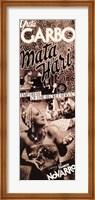 Mata Hari Wall Poster