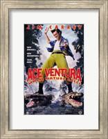 Ace Ventura: When Nature Calls Wall Poster