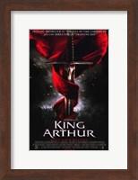 King Arthur Sword Wall Poster