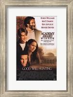 Good Will Hunting Robin Williams Fine Art Print