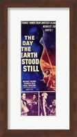 The Day the Earth Stood Still Strange Power Wall Poster