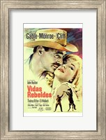 The Misfits Clark Gable Wall Poster