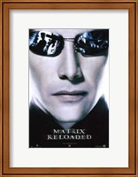 The Matrix Reloaded Neo Wall Poster