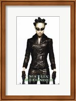 The Matrix Reloaded Niobe Wall Poster