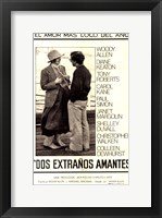 Annie Hall (spanish) Wall Poster