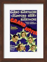 Grand Hotel Wall Poster