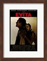 Evita Madonna Wall Poster