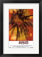 Invasion of the Body Snatchers Running Wall Poster